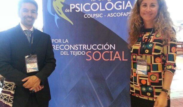 Elena Martínez del Hoyo, creadora de CoEquipo y Carlos Moya, presidente de AICP.