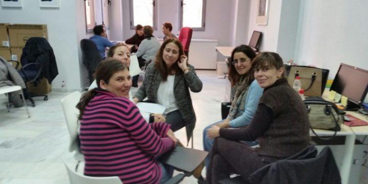 CoEquipo en el Instituto Rodríguez Casado