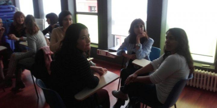 CoEquipo en el Instituto de Estudios Naturales -Madrid