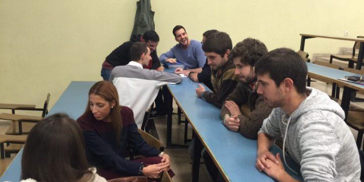 CoEquipo en la Facultad de Economía – UCM
