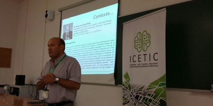 CoEquipo presente en Conferencia Internacional